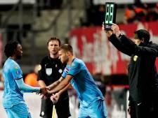 Miquel Nelom terug in selectie Willem II