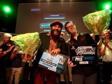 Bourbon Avenue wint Sena Grote Prijs voor bands