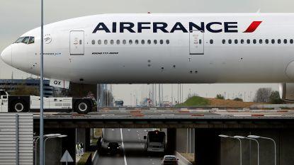 Drie dagen vertraging en drie toestellen later: Air France-vlucht Parijs-Shanghai eindelijk aangekomen
