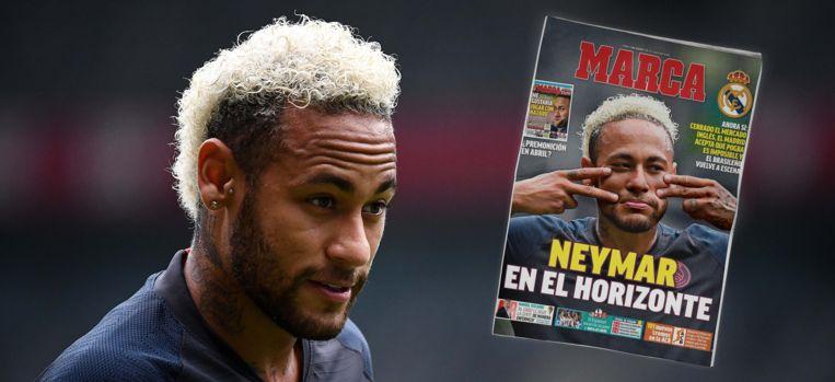 Trekt Neymar naar Real?