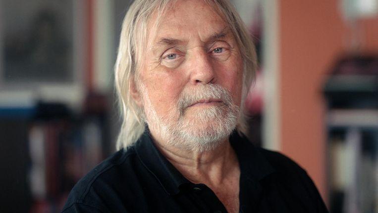 Raphaël Smit, 76 jaar, tegenwoordig wonend in Amersfoort. Beeld Marc Driessen