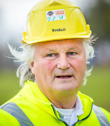 ProRailbaas Pier Eringa vertrekt naar moederbedrijf Connexxion