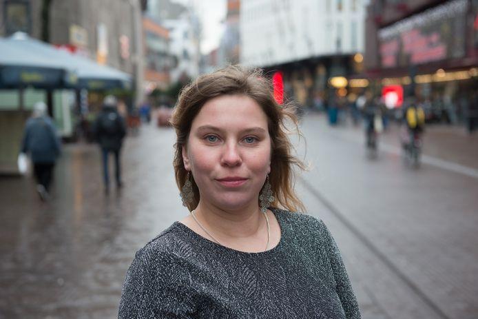 Oud-Hengelose Hanne Drost (33) is kandidaat Tweede Kamerlid voor de SP.
