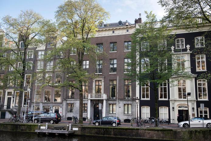 De ambtswoning op Herengracht 502.