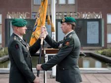 René van den Berg volgt Jelte Groen op als commandant bij KCT Roosendaal
