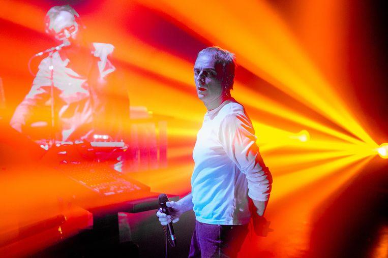 Underworld bij een optreden in TivoliVredenburg eerder dit jaar Beeld ANP