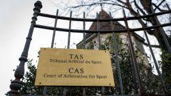 Nog eens 15 Russen in beroep bij TAS tegen uitsluiting voor Winterspelen