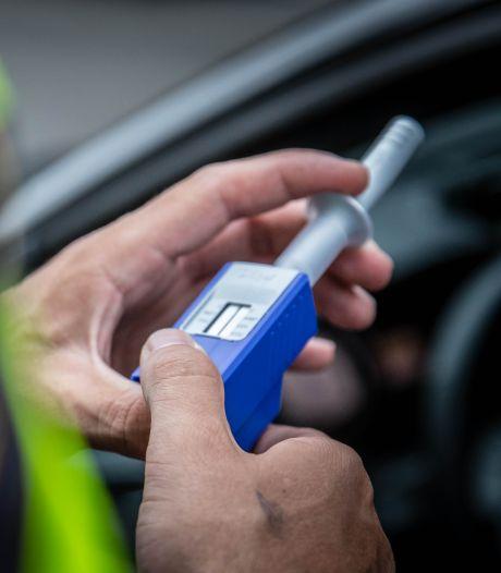 Politie gaat Achterhoekse bestuurders met drugs op harder aanpakken