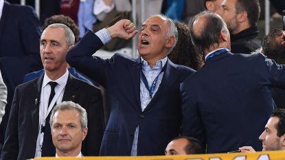 """AS Roma-voorzitter: """"Geen videoref in Champions League? Een heel slechte grap"""""""