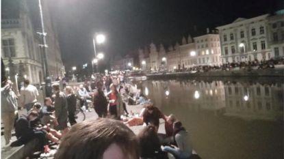 Gent geeft corona geen kans: Gras- en Korenlei én andere pleinen worden afgesloten als er te veel volk samentroept