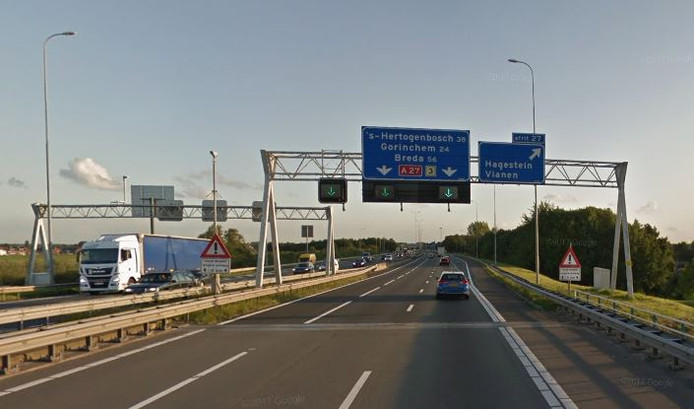 Bewoners van De Hagen willen een geluidsscherm langs de A27 bij Vianen.