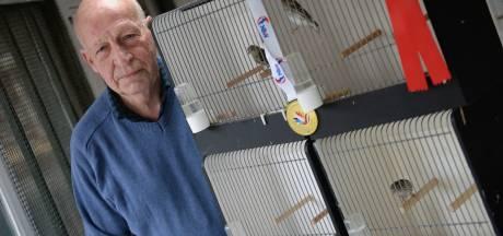 Bertus Prinsen (81): 'Je kunt beter vogels houden dan geraniums'
