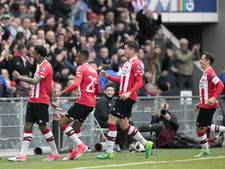 Onttroond PSV zorgt voor opfrisser