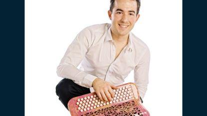 18de accordeonfestival verwelkomt Franse topper
