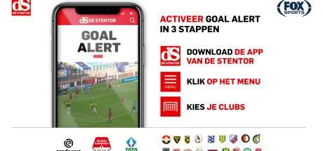 Direct (en gratis) de goals van GA Eagles zien? Kijk via de Goal Alert!
