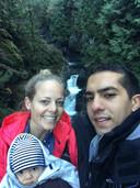 Mariola Getter-Zwaan kan met haar man en zoontje niet terug naar huis vanwege de bosbranden in Californië