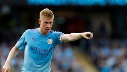 Twee assists De Bruyne volstaan niet voor zege tegen Tottenham, late 3-2 van Jesus afgekeurd op aangeven van de videoref