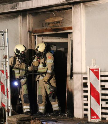 Angst regeert rond winkelcentrum De Gaard na plofkraak en brandstichting