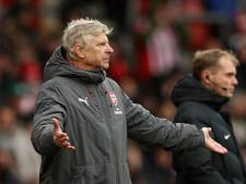 Wenger houdt van sumoworstelen: 'Daar is geen blijdschap bij zege'