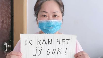 Chinezen steken Belgen hart onder de riem