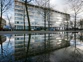 400 vluchtelingen in belastingkantoor aan Gasthuisvelden in Breda