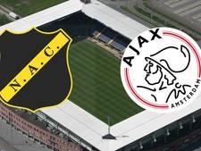 Ajax wacht heet avondje NAC