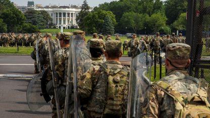 'Trump wilde 10.000 militairen inzetten in steden'