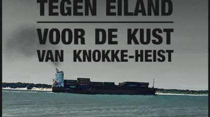Burgemeester Lippens start campagne tegen komst eiland voor kust