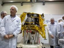 Israël wil als vierde land voet op de maan zetten