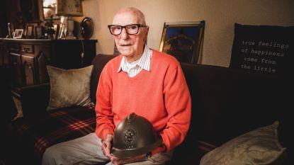 """Oud-strijder Henri Hillaert (102) was er 75 jaar geleden bij tijdens de bevrijding van Gent: """"Werden nog beschoten toen de oorlog al drie dagen gedaan was"""""""