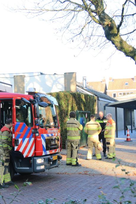Arnhemse moskee krijgt poederbrief