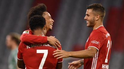 Bayern haalt meteen zwaar uit in Bundesliga: Raman en Schalke 04 gaan met 8-0 (!) onderuit in München