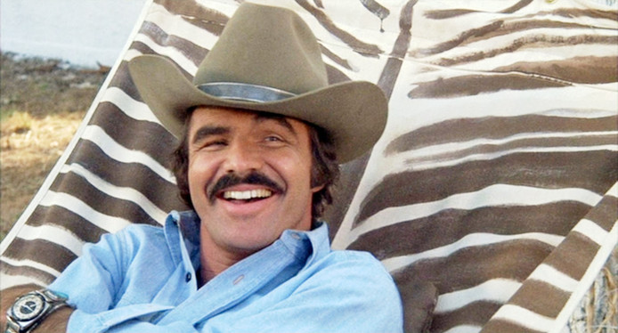 Reynolds in Smokey and the Bandit.