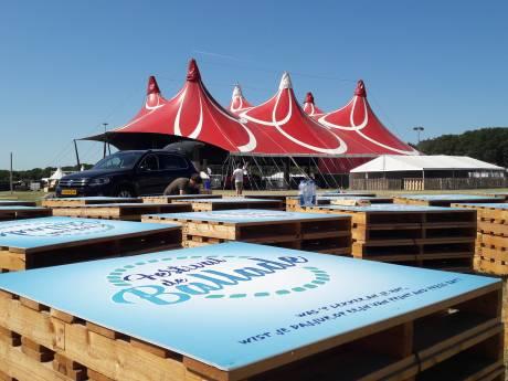 Vierde editie Festival De Ballade onzeker vanwege bouw zeesluis