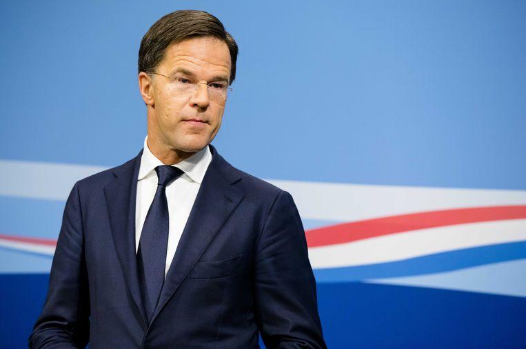 Nederlandse Premier Rutte Zou Bedreigers Van Hulpverleners
