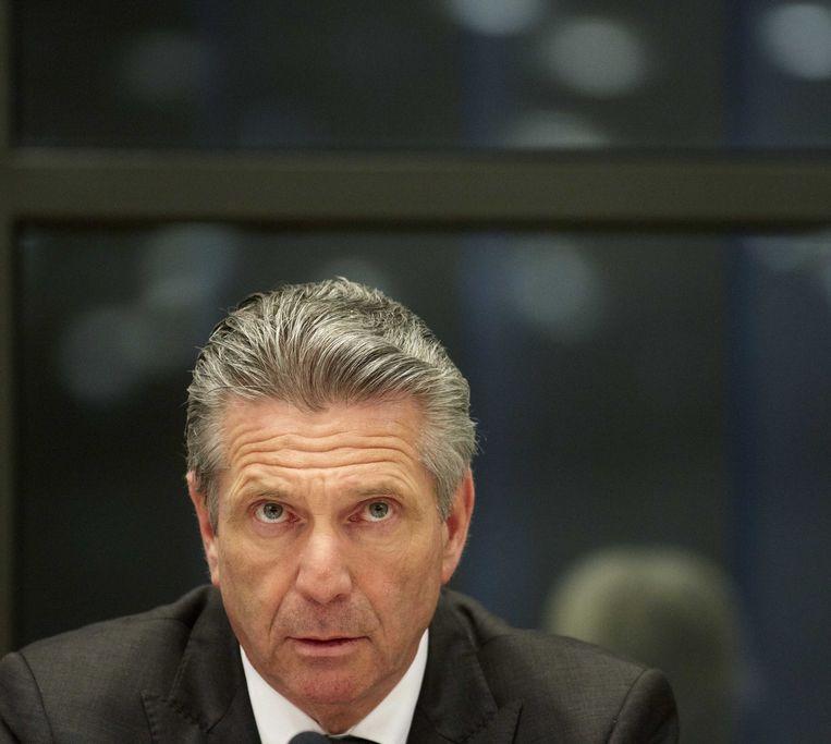 Voormalig PVV'er Louis Bontes Beeld null