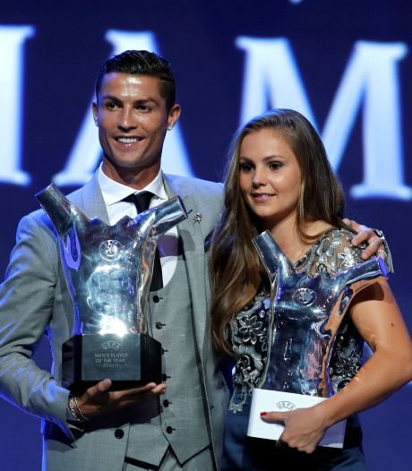 Martens: Ronaldo was echt superlief voor me