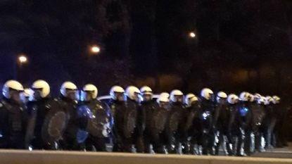 Nachtelijke blokkade op E25 in Voeren