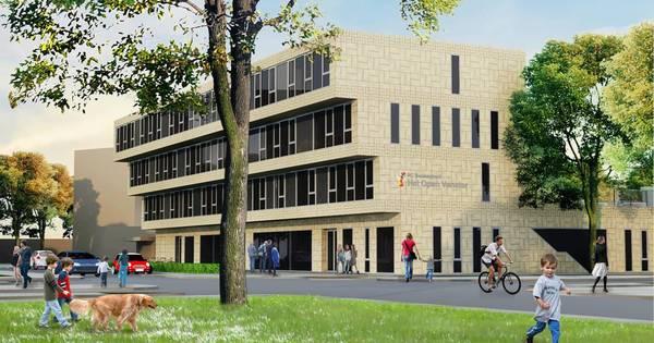 Meerderheid gemeenteraad wil 39 houten school 39 open venster for Het open venster rotterdam