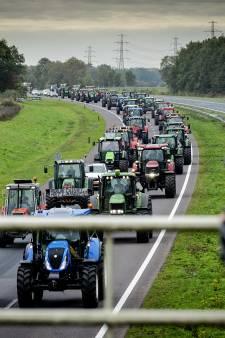 Boerenprotest Groningen loopt uit de hand, woede in Tweede Kamer