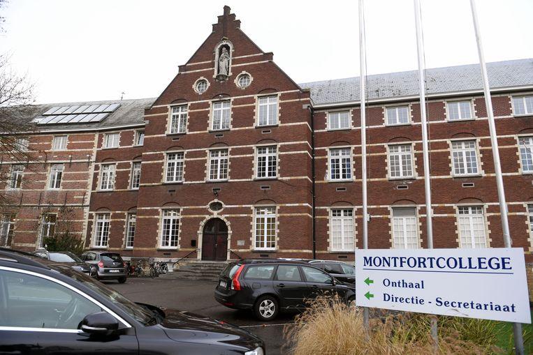 Het Montfortcollege zat even in het oog van een politieke relletje, maar van kwaad opzet is volgens de directie absoluut geen sprake.