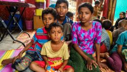 5.000 niet-begeleide Rohingya-kinderen in vluchtelingenkampen