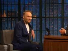 Lubach bij Seth Meyers: 'Janine dumpte mij op dak Rockefeller'