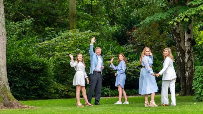 """Koninklijk gezin weer in Nederland na blitzbezoek aan Griekenland, Rutte trekt boetekleed aan: """"Besef over vakantie van koning kwam te laat"""""""