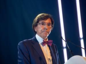 Elio Di Rupo quittera la présidence du PS fin octobre