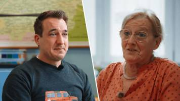 Ontroerend mooi: de band tussen Andy Peelman en zijn mama