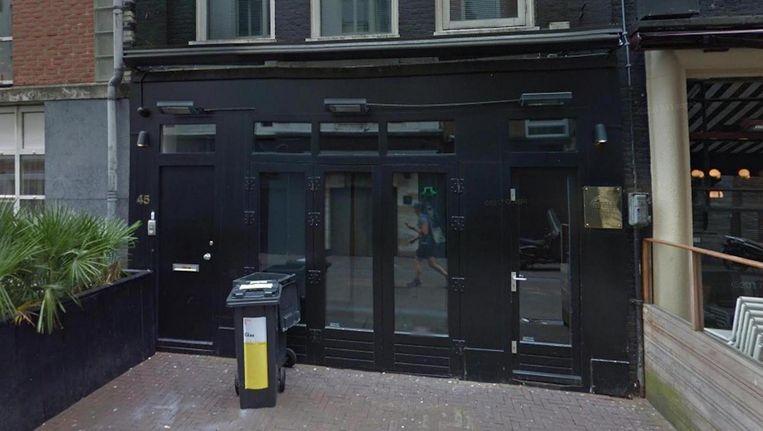 Club Suzy Wong Beeld Google Streetview