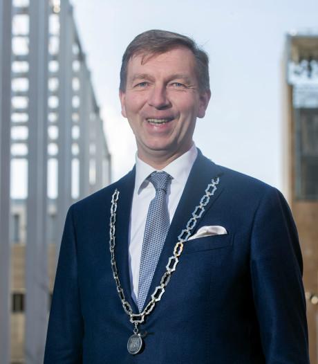 Veenendaalse burgemeester belandde per ongeluk in de politiek