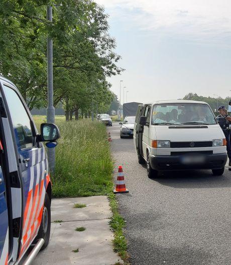 Marechaussee int boetes bij grenscontrole op A12: 'Zien nog altijd illegaliteit'