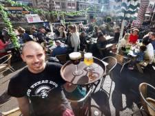 Het regent reserveringen in Haagse horeca: 'Dat wordt nog een knap ingewikkelde boel'